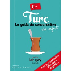 Guide de conversation turc...