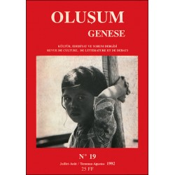 Oluşum Genèse N° 19